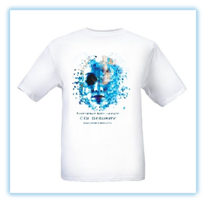 T-shirt EGI Security Future