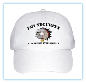 Cappellino EGI Security Bulldog